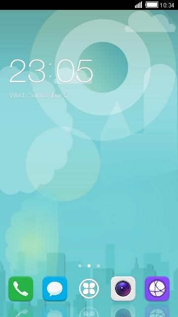 Theme for Huawei G Play Mini