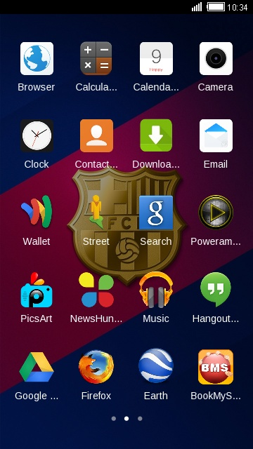 Theme for Oppo R11