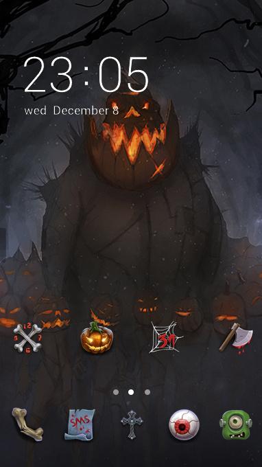 terror halloween