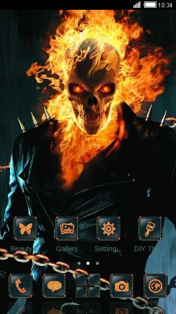 Ghost-rider-skull