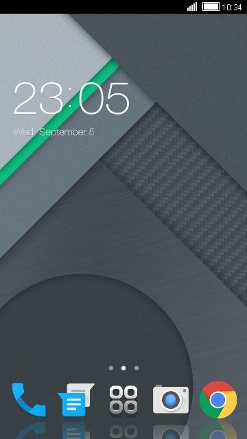 BlackBerry DTEK60 DH