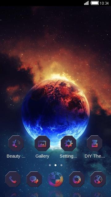 Mars vs Earth Universe