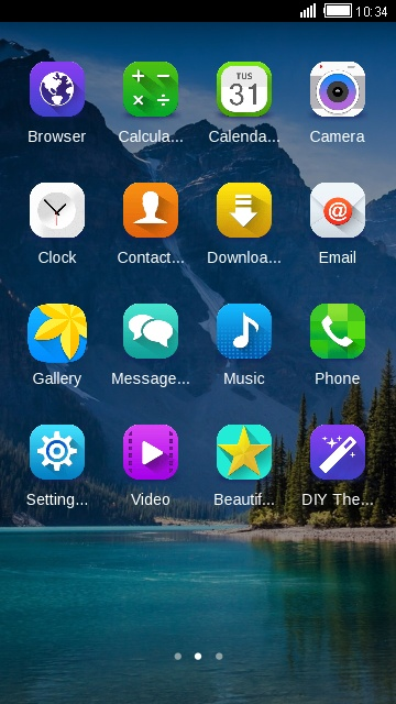Theme for Samsung Galaxy S5 Active