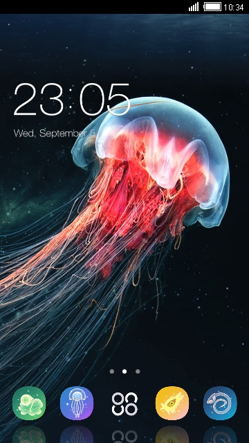 JELLYFISH Theme Androide 0.jpg