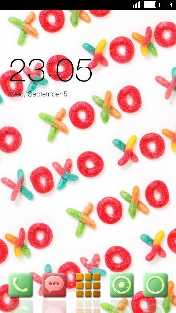 XOXO Sweets and Snacks