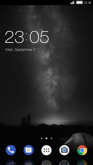 Nokia 9: Galaxy