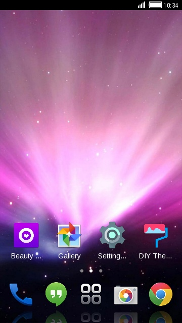 Lava Pixel V2 : Galaxy Skins