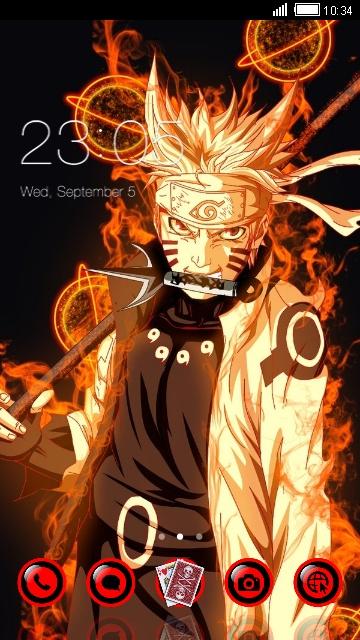 download tema wallpaper naruto android