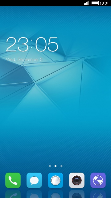 Theme for HUAWEI GT3 HD