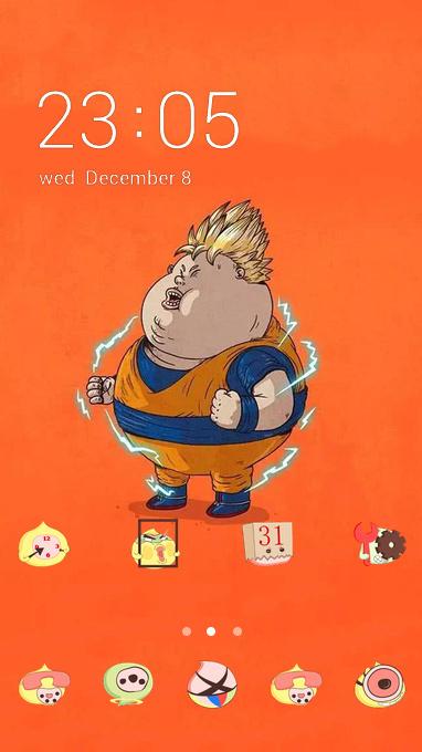 Fat Goku