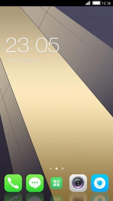 Theme for ZTE Nubia Z17 miniS
