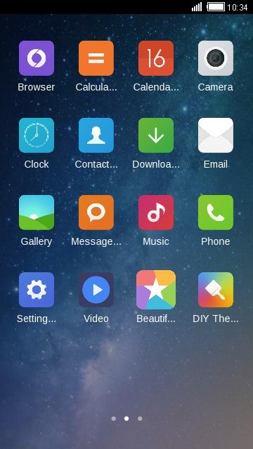 Themes for Xiaomi MI-2