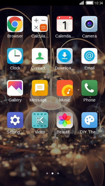 Download Theme for Swipe Konnect 4E theme for your Android