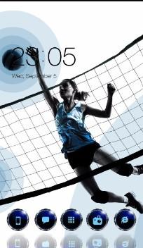 Sports Girl for huawei