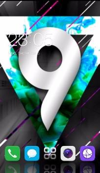 Theme for Huawei Honor 9i HD