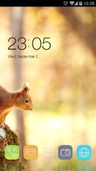 squirrel CLauncher