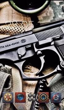 Gun Theme