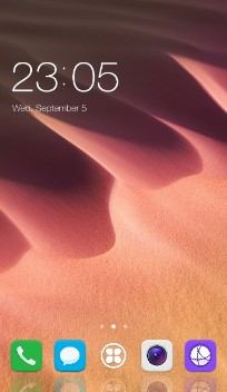 Huawei Mate 10: Stylish theme