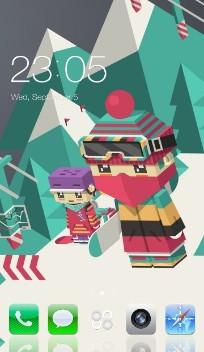 iPhone 6 & Plus cute Theme
