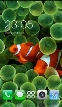 Original iPhone Clownfish