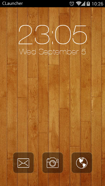 Wood Stripe