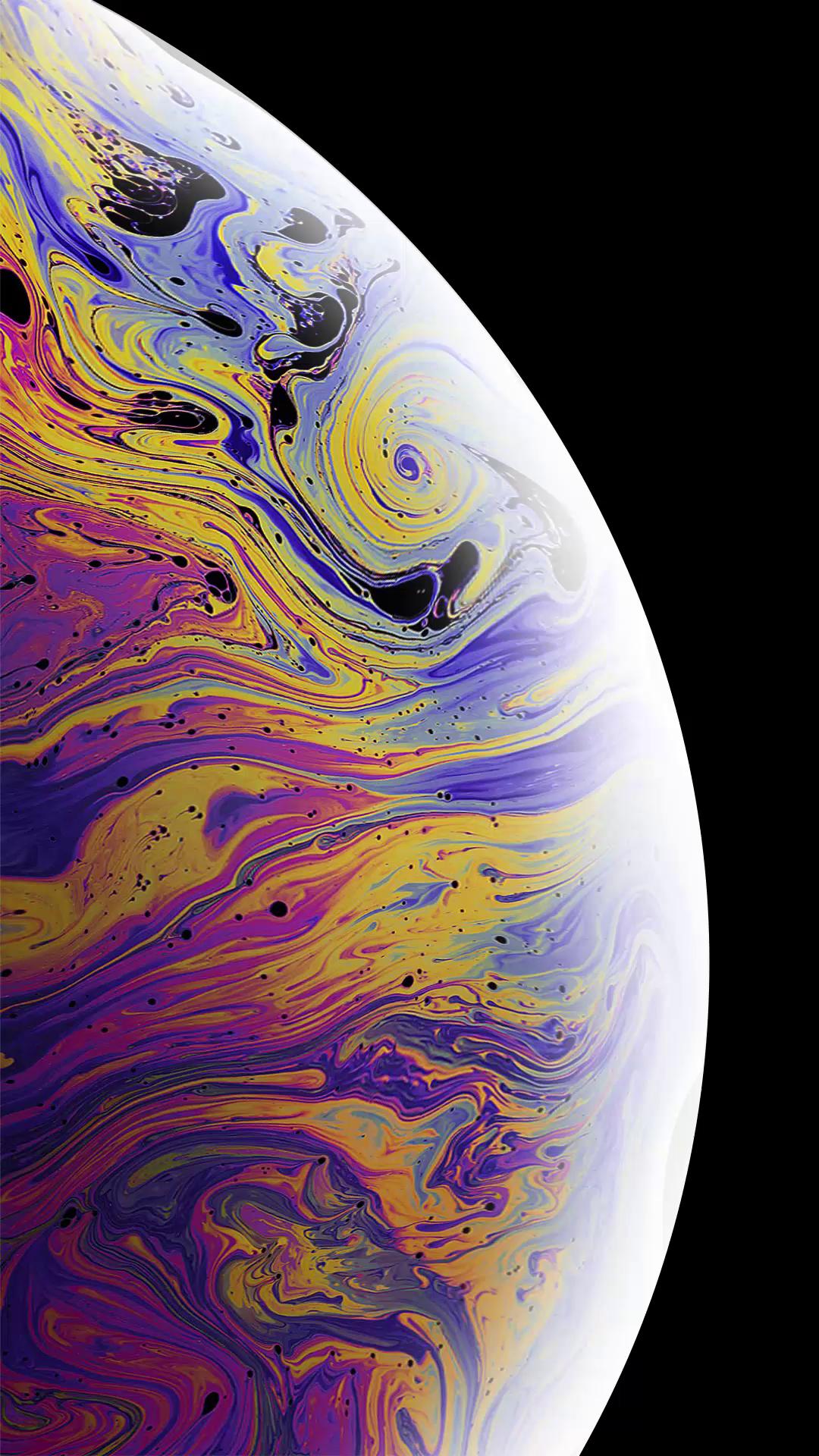 iPhone xs live wallpaper