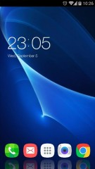 Theme for Galaxy On 8 HD