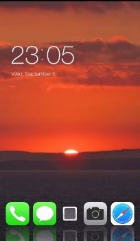 iPhone X Stylish Theme