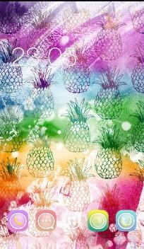 Color Fruit  Watercolor