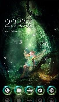 Jungle fairy