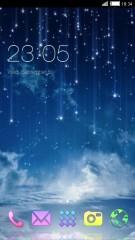 meteor shower theme