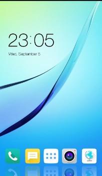 Theme for Huawei Nova HD