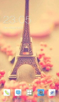 love paris A&A