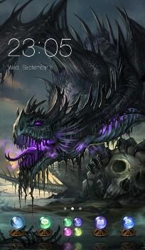 black jewel dragon