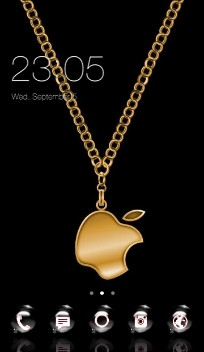 apple thema