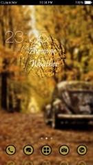 Autumn Leaves Theme