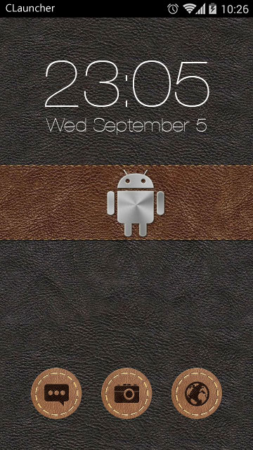 Leather Android