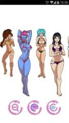 manga girls color 6