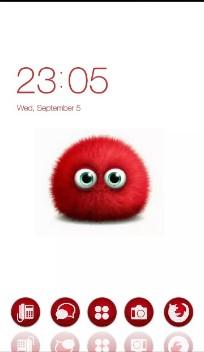 cute red_vanana