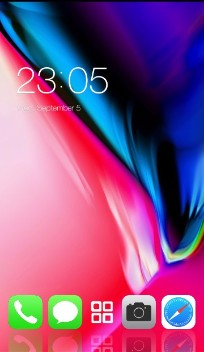 iPhone 8 Plus Theme HD