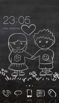 Blackboard Character