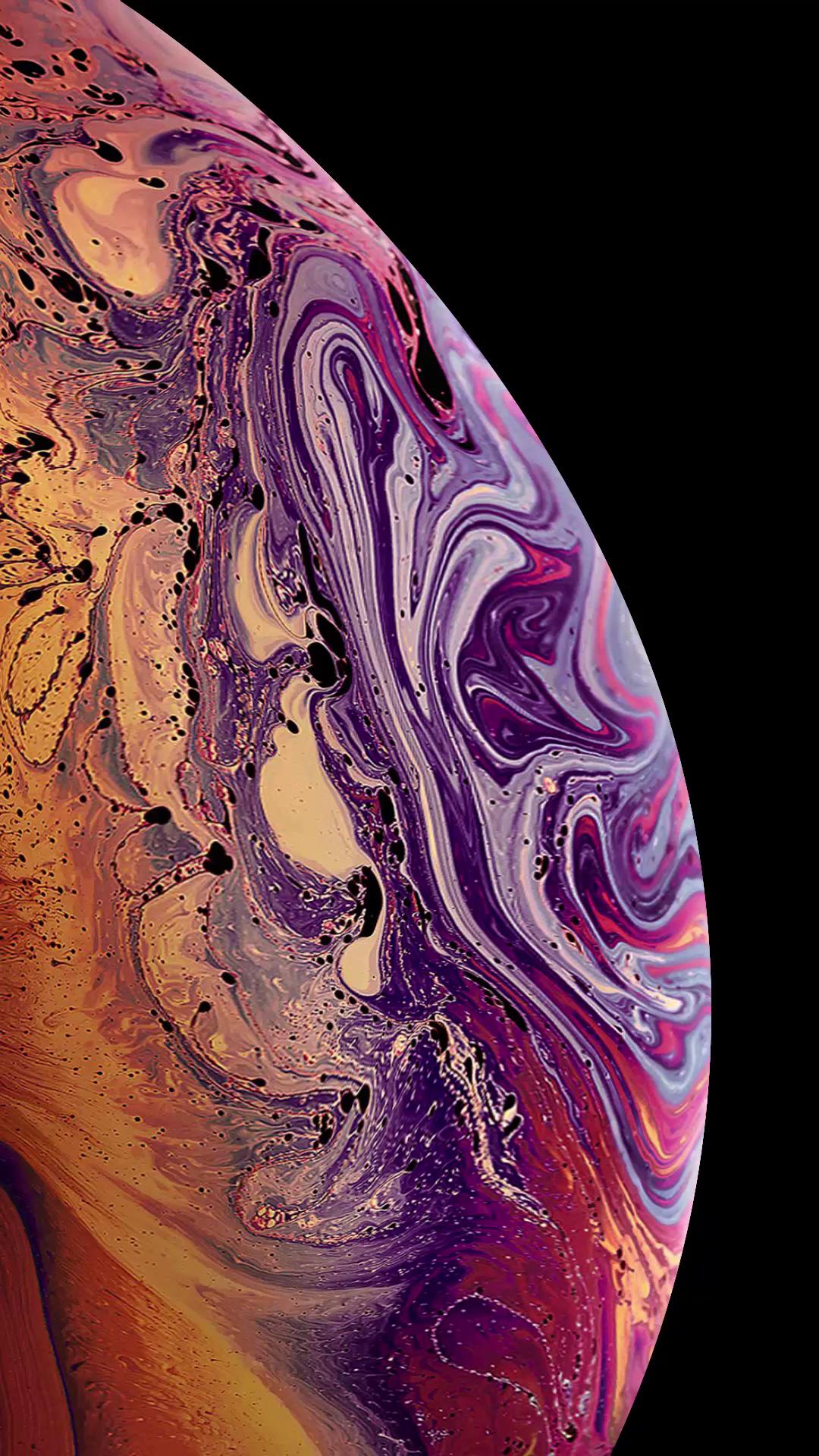 iPhone XS MAX live wallpaper