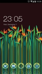 Flower Tulip :Abstract Floral