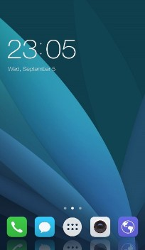 Theme for Huawei Honor 4A LTE