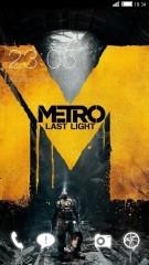metro lastlight them