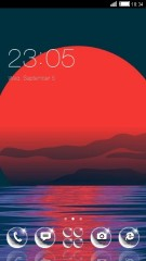 Sunset DEY