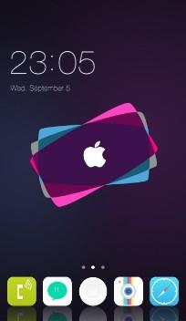 Apple  I Os8