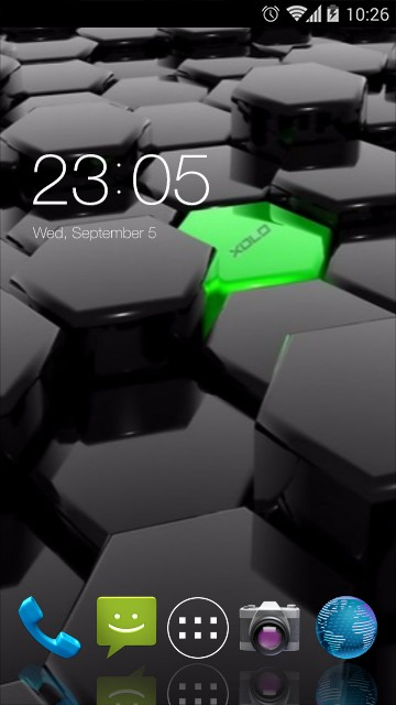 Theme for Xolo Black HD