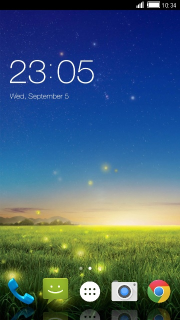 Themes for Asus Padfone mini 4.3