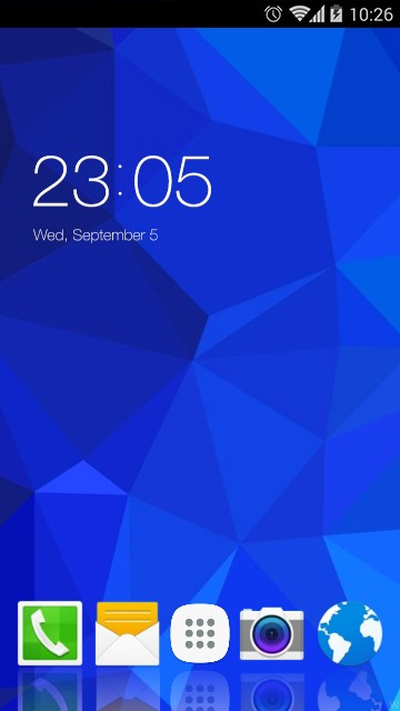 Theme for Samsung Galaxy Star 2 HD